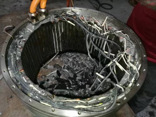 上海力矩电主轴线圈维修